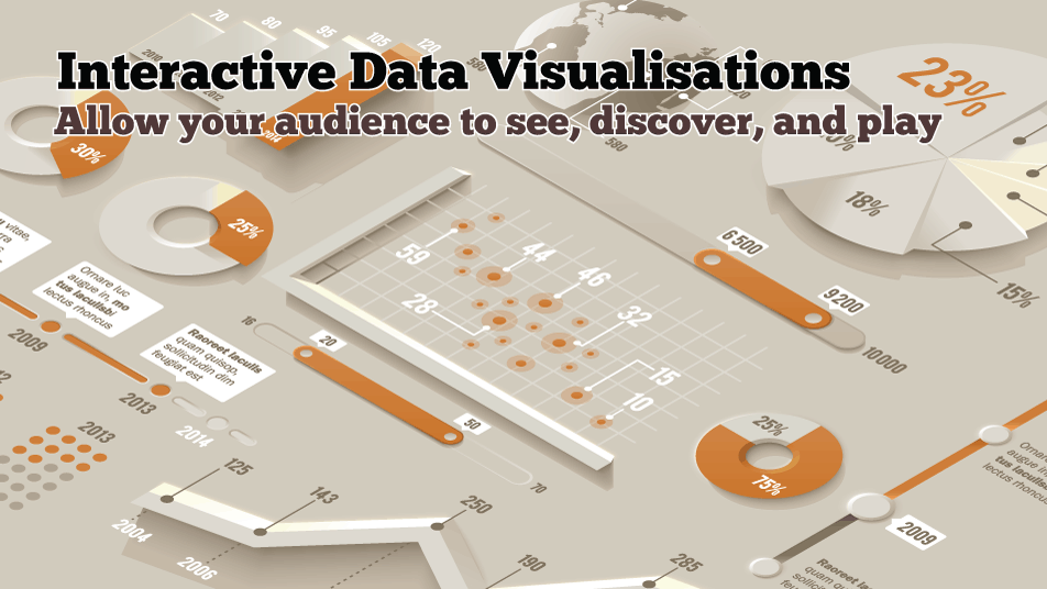 Interactive Data Visualisations Image