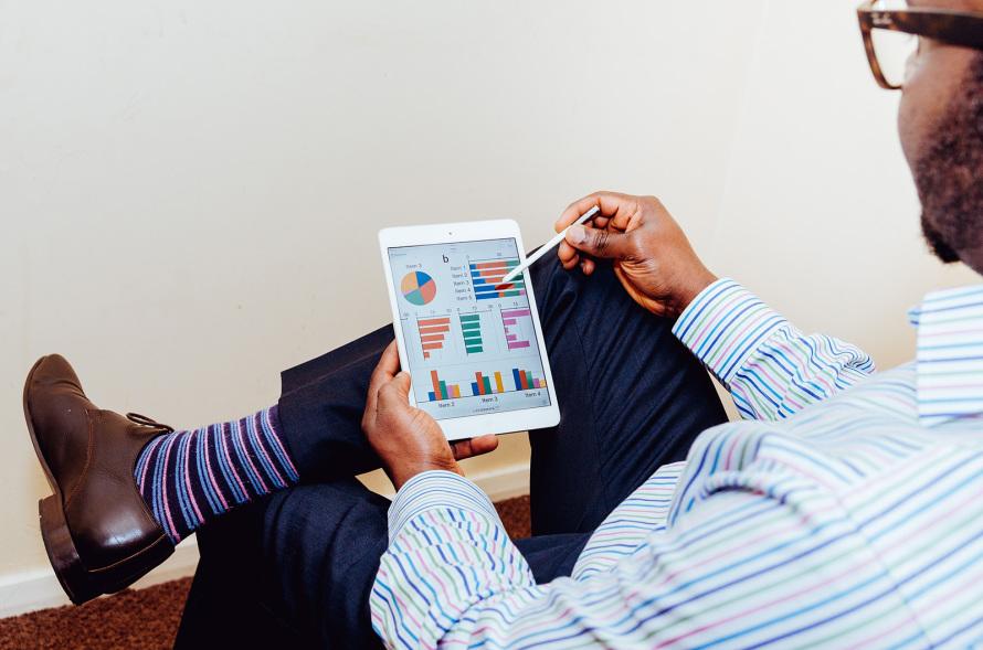 Visual Analytics Ipad App