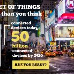 The growth of the internet of things - it's bigger than you think