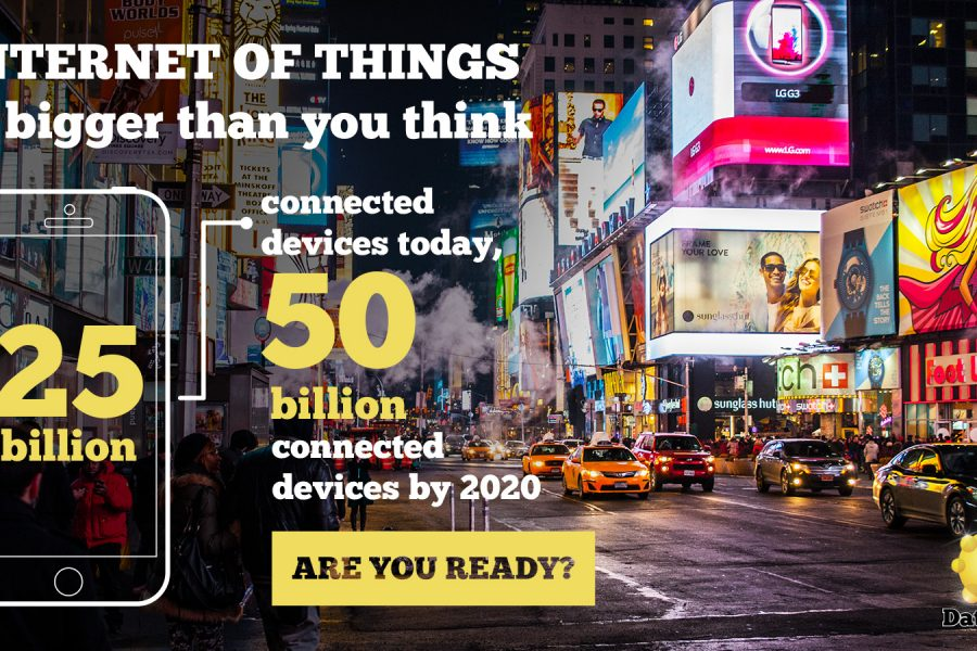 The Internet of Things Growth