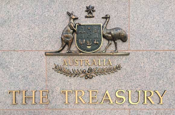 Australian Department Treasury Budget 2015 Image