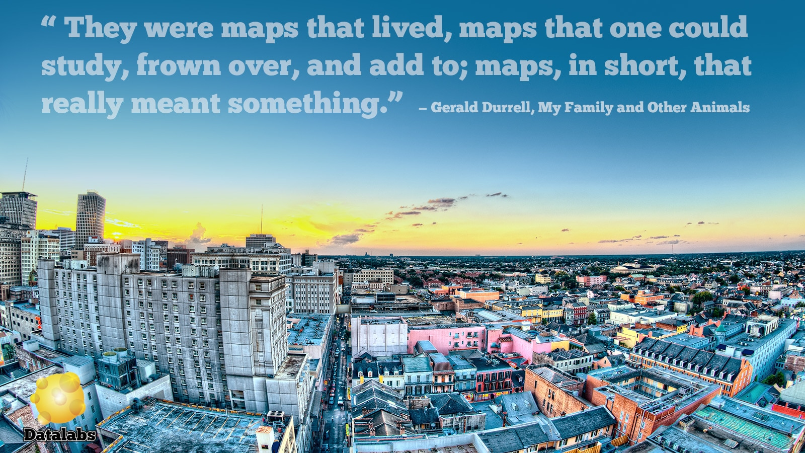 Where Data Stories Meet Map Design: A 21st Century Tale