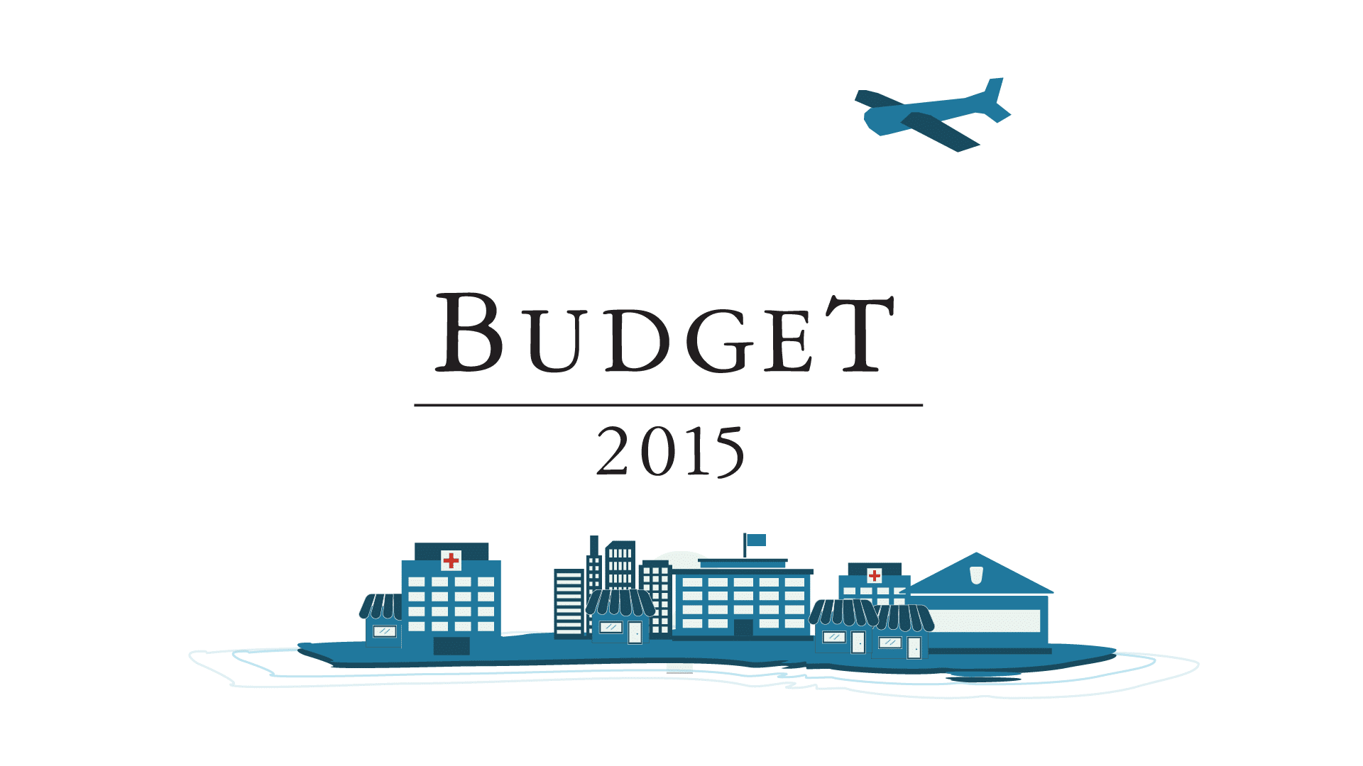 2015 Federal Treasury Budget Animated Videos by Datalabs