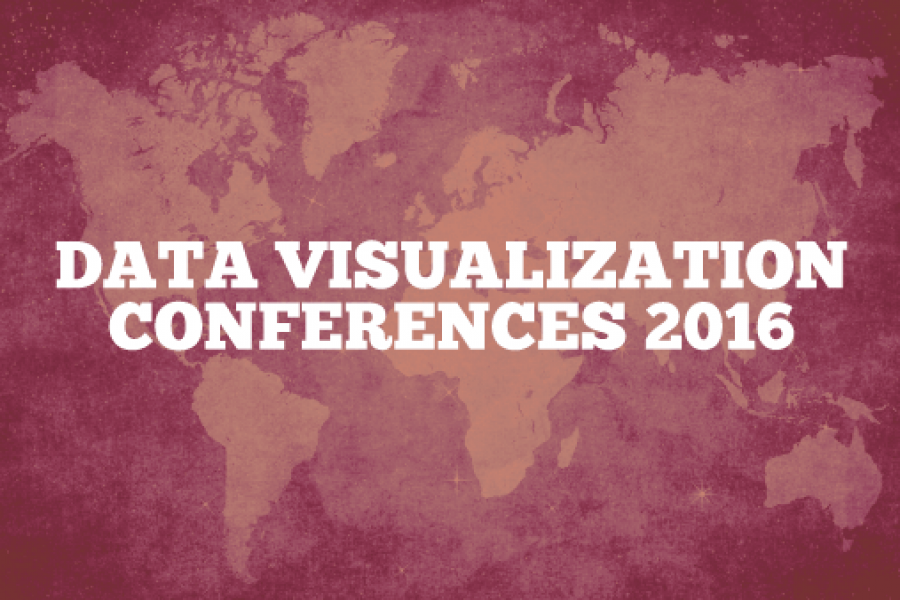 Data Visualization Conferences 2016