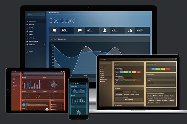 Infographic Dashboards