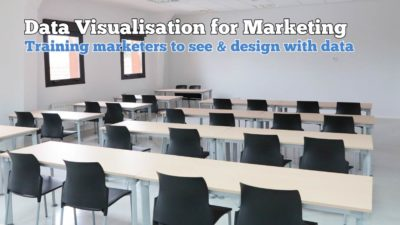 Data Visualisation Marketing Workshop Training Room Photo