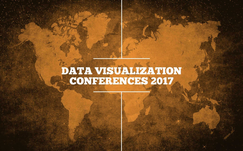 Data Visualization Conferences 2017
