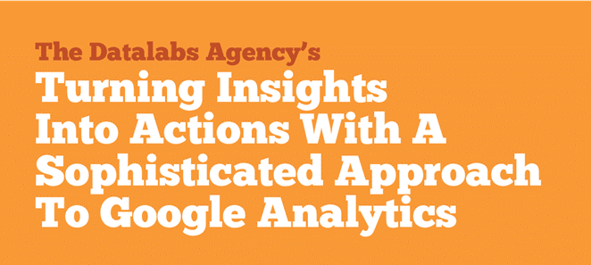 Google Analytics Whitepaper Series
