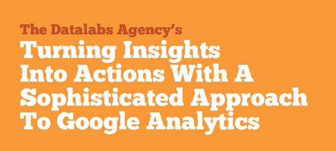 How to use Google Analytics Whitepaper