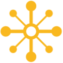 asterisk-network-icon
