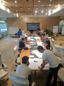 AL Jazeera Workshop