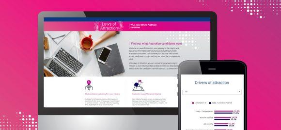 Interactive Microsite