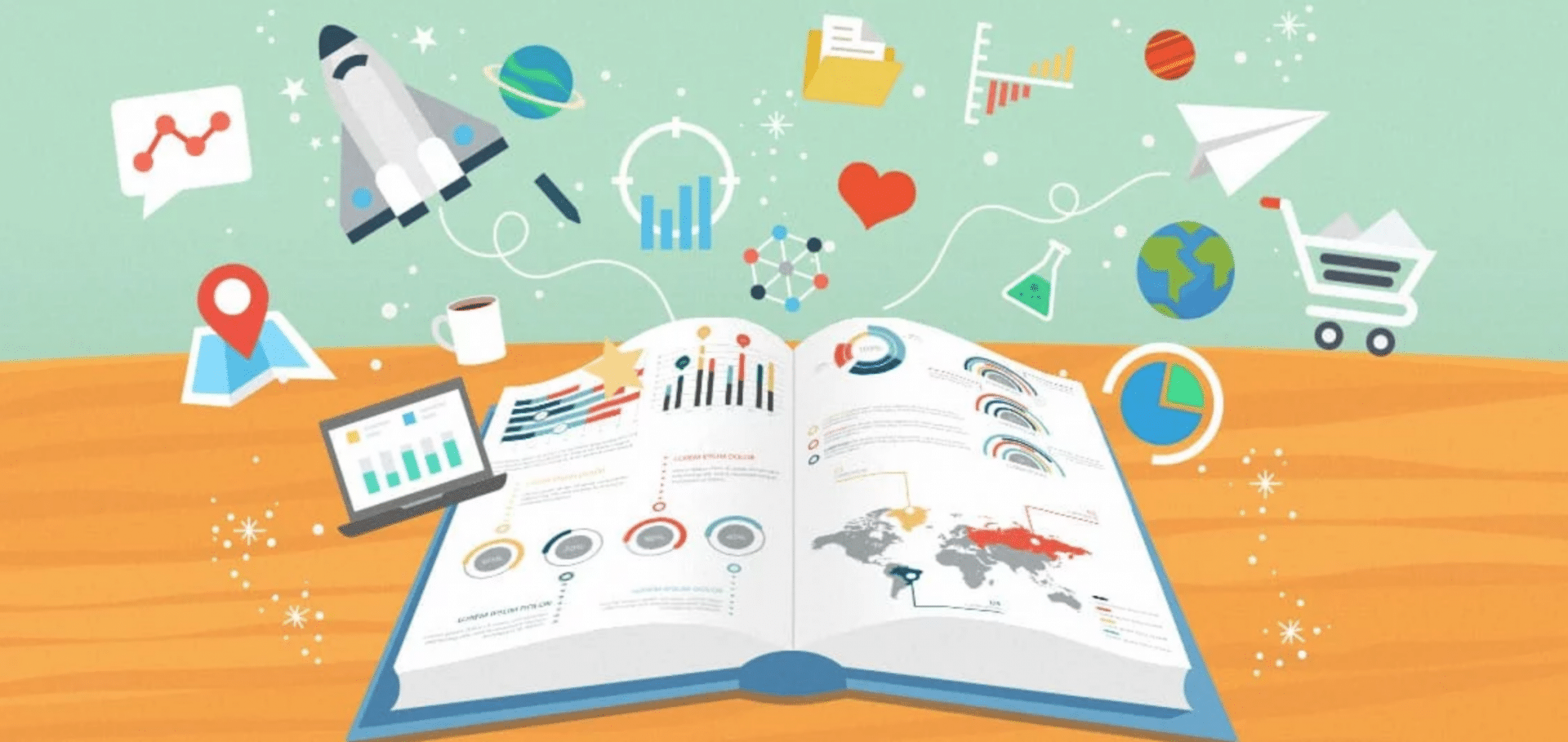 Data Storytelling: The Key to Creating Captivating Dashboards & Infographics