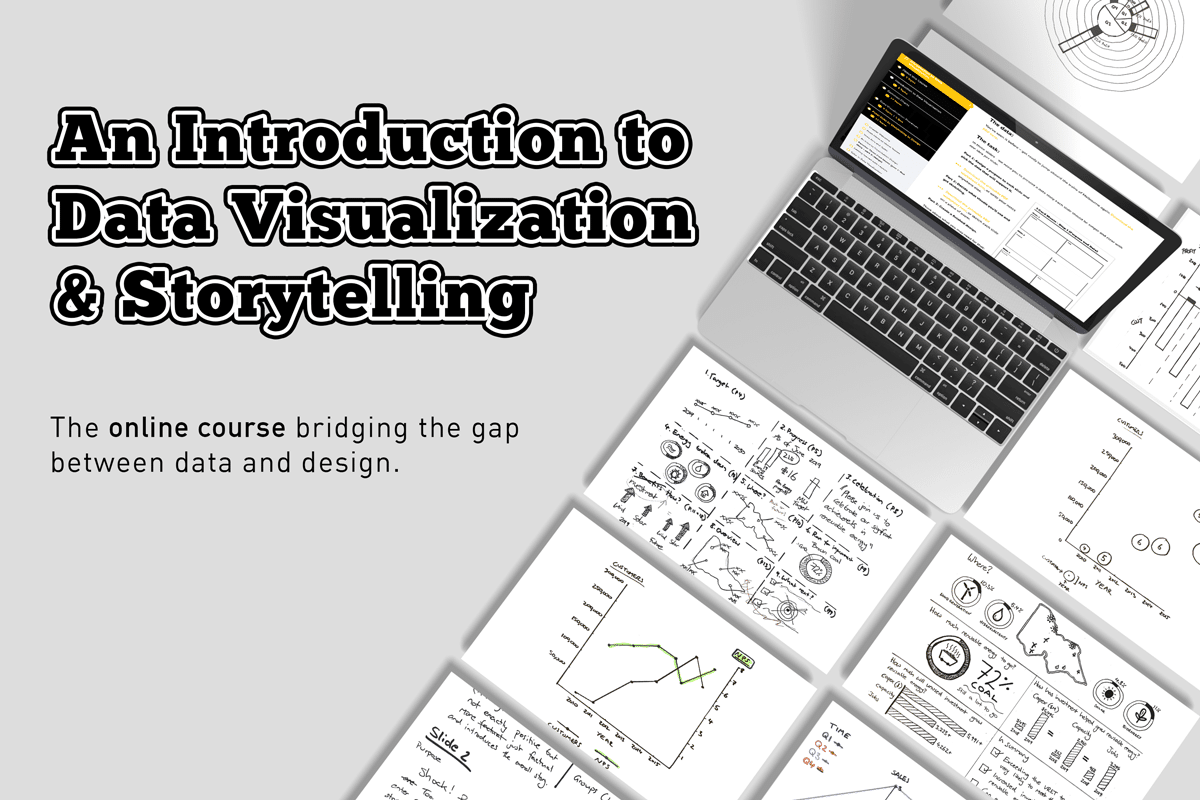 Online Data Visualization and Storytelling Course: Now Live!