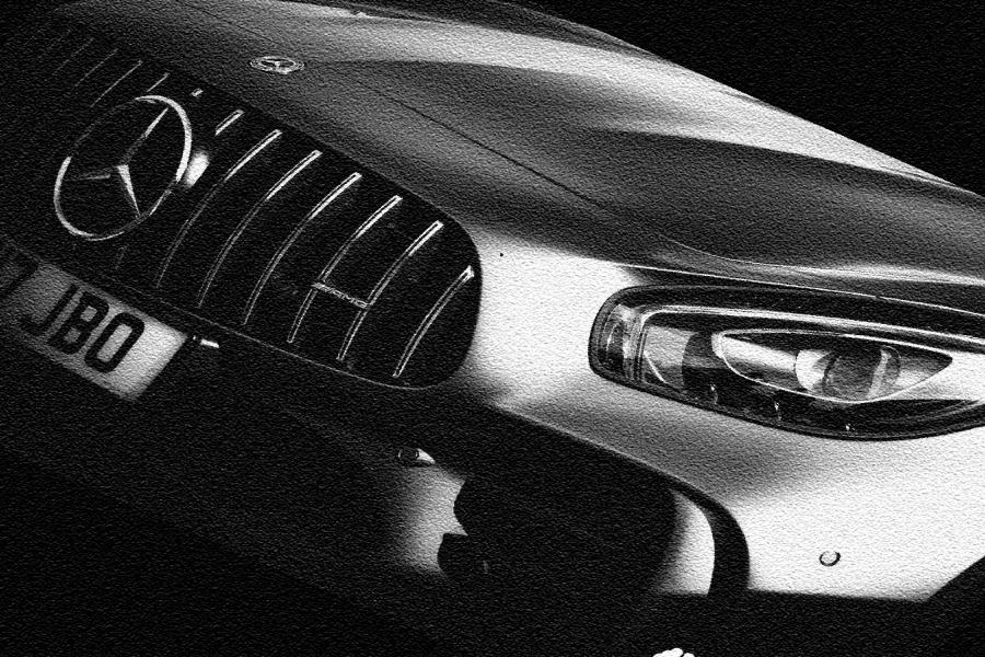 Mercedes-Benz Power BI Designs